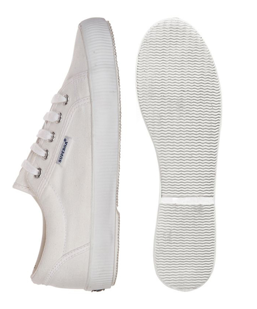 White low-top sneakers Sale - superga
