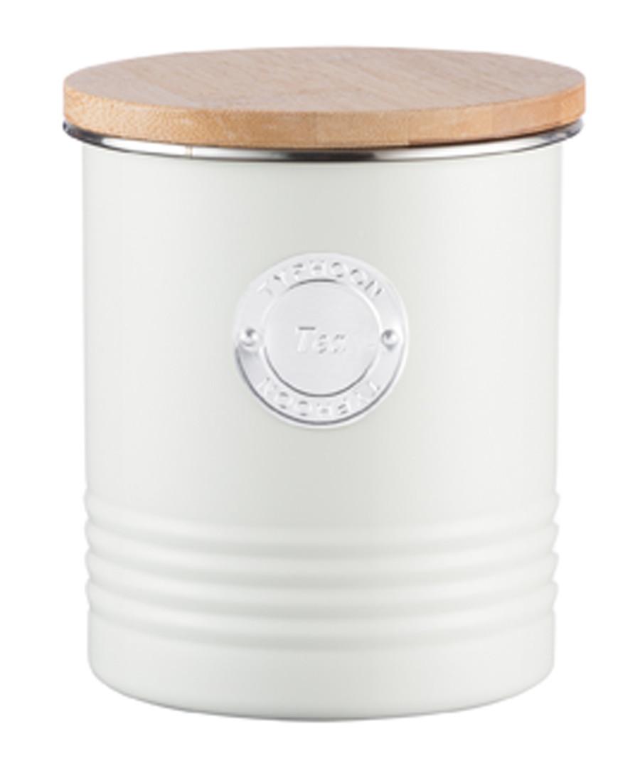 Cream tea canister 1L Sale - Typhoon