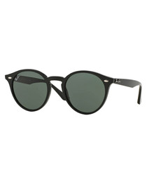 High street black sunglasses