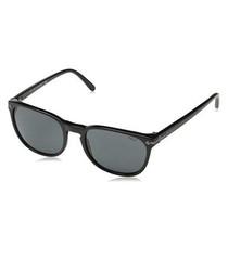 Black & grey wayfarer sunglasses