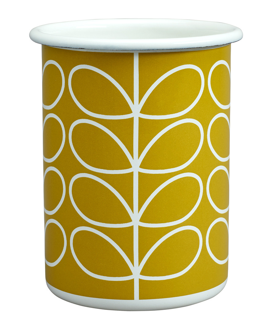 Dandelion linear stem tumbler 350ml Sale - orla kiely