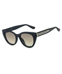 Chana black & brown sunglasses