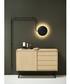 Mercury black coated metal wall lamp Sale - Pepper Sq Sale