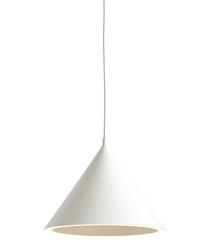 Annular Pendant white lights