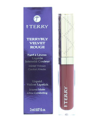 Velvet rouge lip gloss 4 bohemian plum