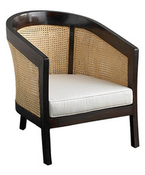 Seba Indonesian teak bila tub chair
