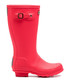 Kids' Original hyper pink gloss wellingtons Sale - hunter Sale