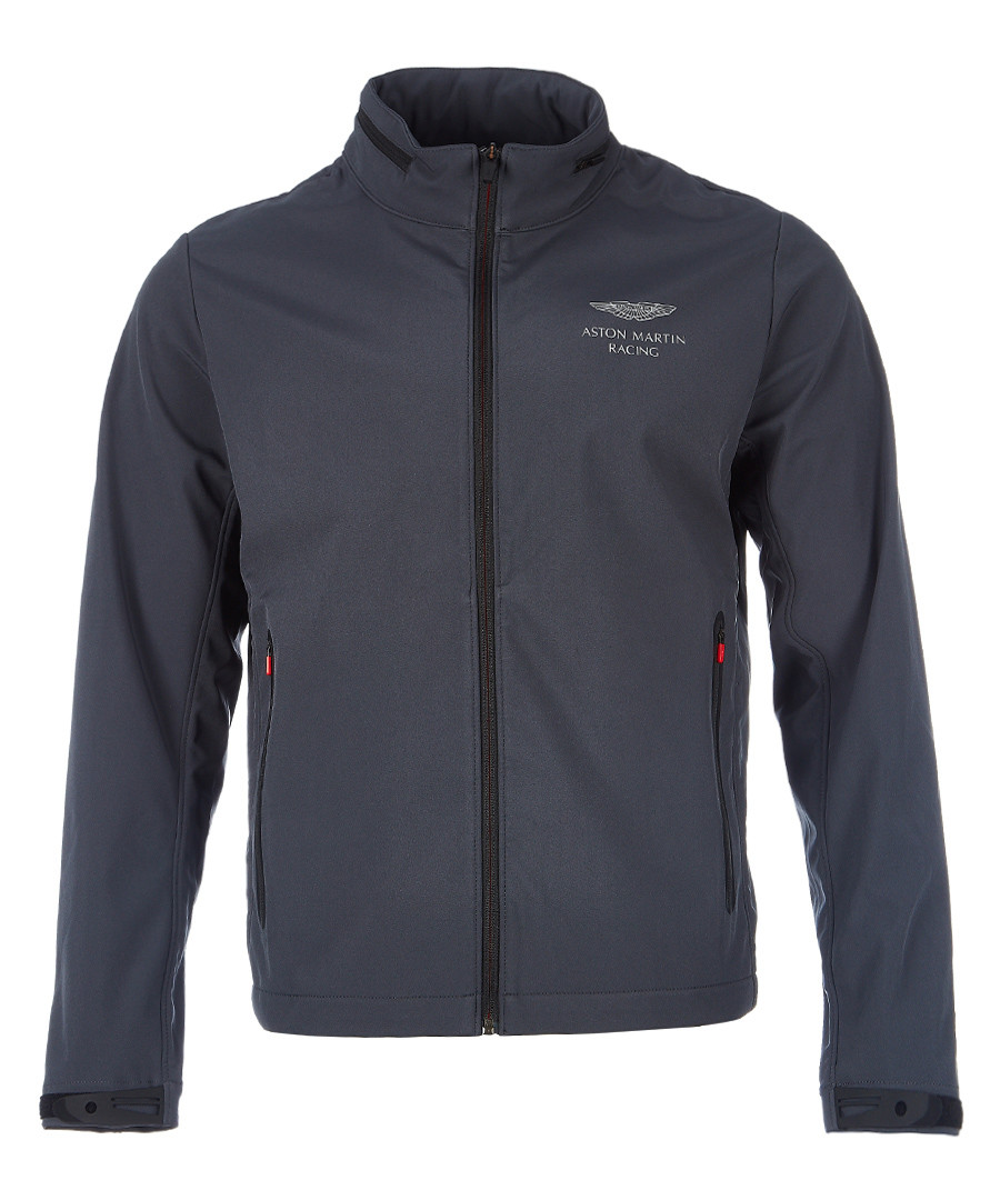 Aston Martin dark grey sweatshirt Sale - hackett