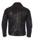 Seaton black leather jacket Sale - pepe jeans Sale