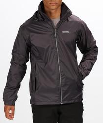 Iron waterproof jacket