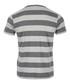 Grey & charcoal striped T-shirt Sale - hackett Sale