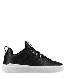 Donovan black & white sneakers