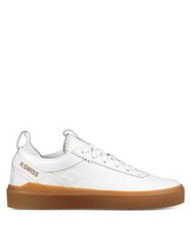 Dani T white sneakers