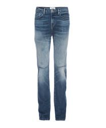 L'homme blue slim jeans