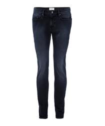 L'homme cobalt skinny jeans