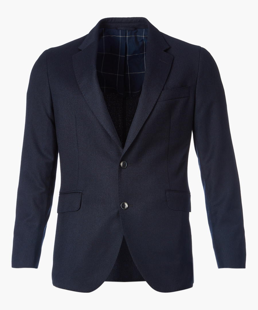 Navy two-button jacket Sale - hackett