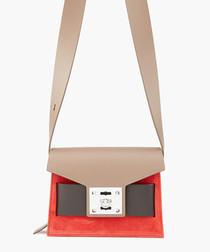 Mila multi-coloured crossbody