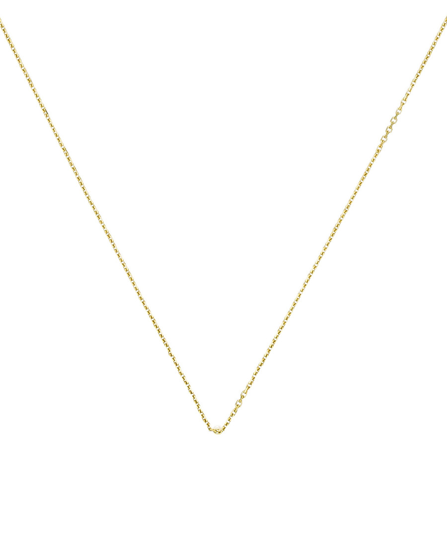9k yellow gold chain Sale - or eclat