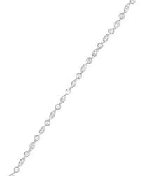 Line of Chance 0.5ct diamond bracelet