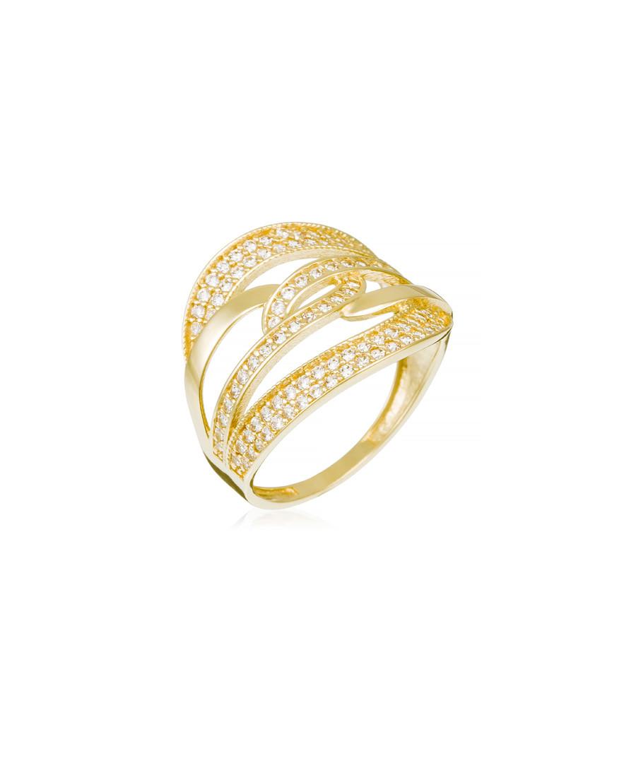 Ecu yellow gold ring Sale - or eclat