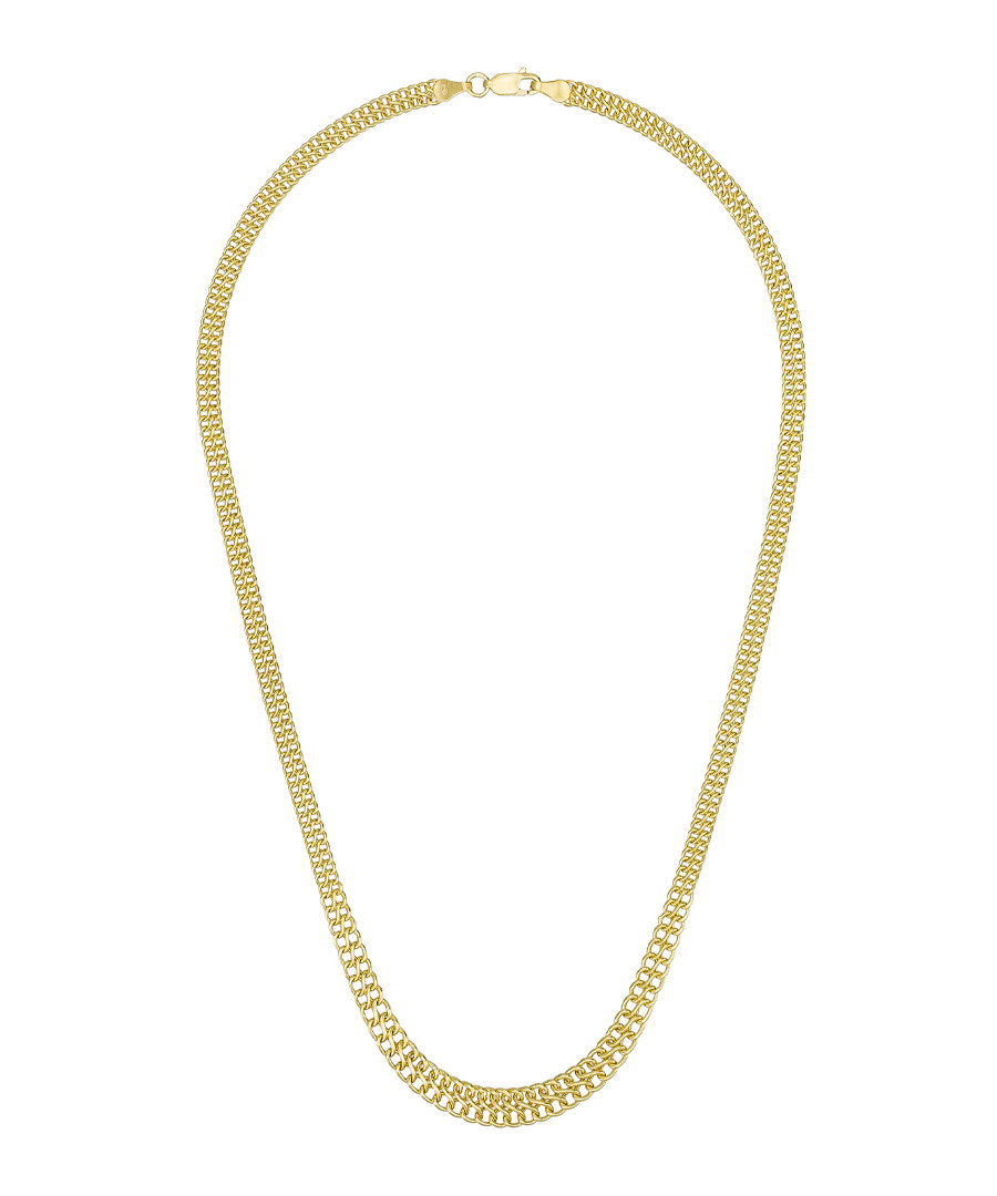 Maille Valparaiso yellow gold necklace Sale - or eclat