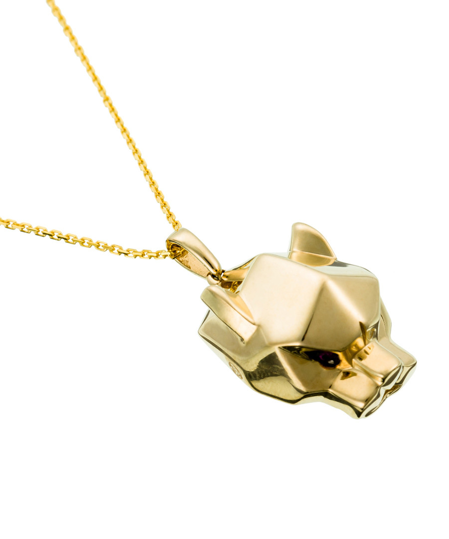 Gold animal yellow gold pendant Sale - or eclat