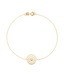 Soleil d'or yellow gold bracelet