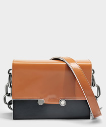 Show Rectangular multi-coloured bag