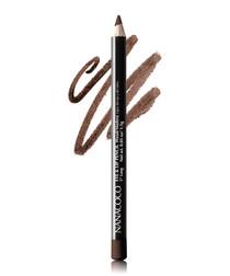 Dark brown wooden eye & lip pencil