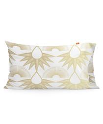 2pc Golden Tears cotton pillow covers