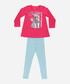 2pc Milkshake top & leggings set Sale - Mushi Sale