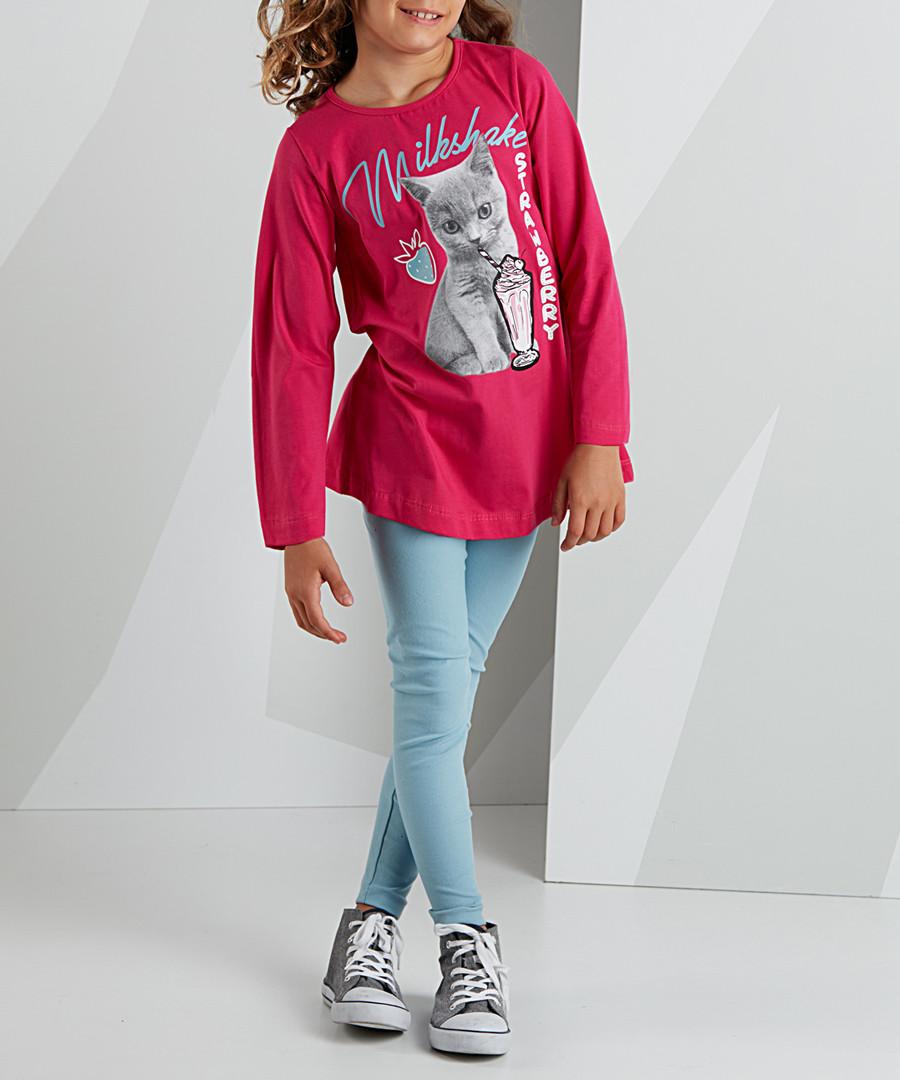 2pc Milkshake top & leggings set Sale - Mushi