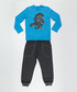2pc Astro Boy blue outfit set Sale - Mushi Sale