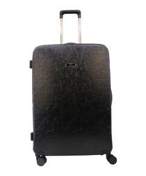 3pc The Marseilles black suitcase set