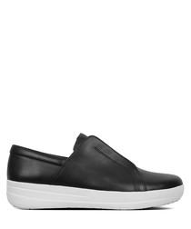 Racine black sneakers