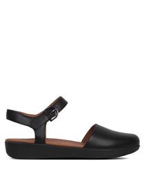 Cova II black sandals