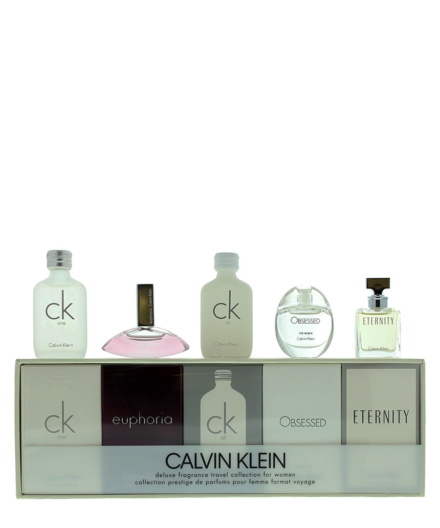 Full eau de parfum gift set Sale - calvin klein