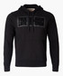 Black logo graphic hoodie Sale - True Religion Mens Sale