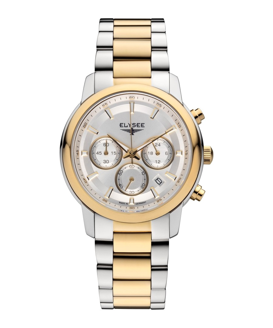 Lady Sport dual-tone steel watch Sale - Elysee
