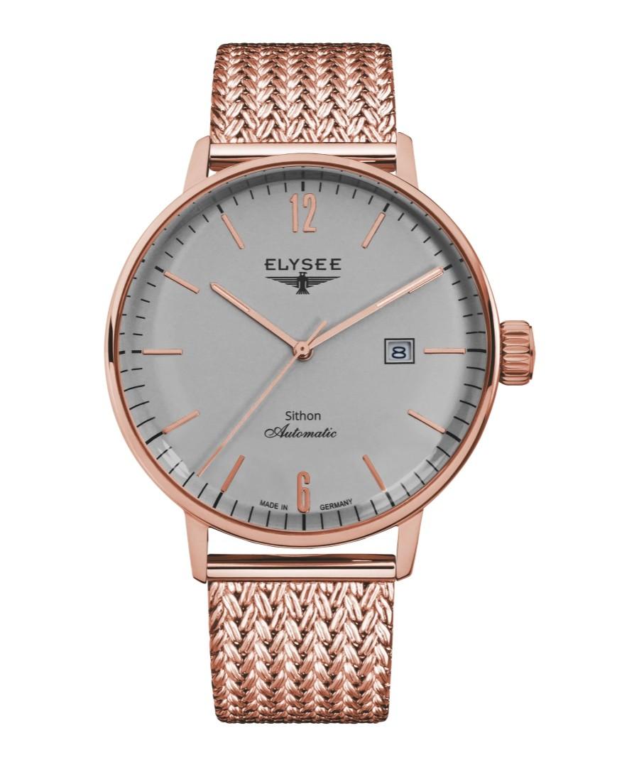 Sithon rose gold-tone steel watch Sale - Elysee