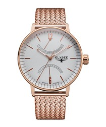 Sithon gold-tone steel watch