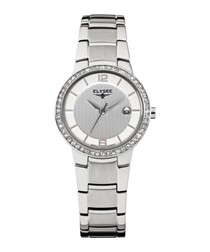 Nora stainless steel watch