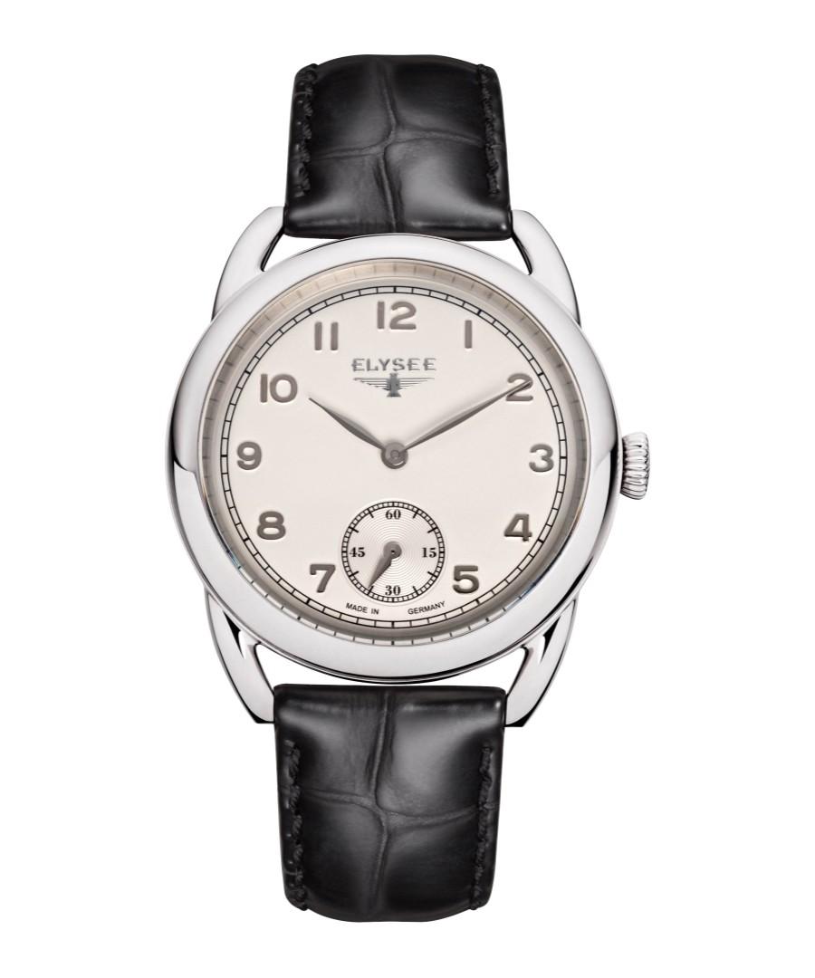 Vintage Lady leather strap watch Sale - Elysee
