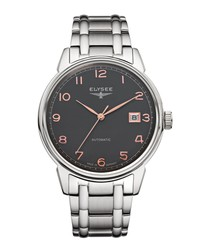 Vintage Master stainless steel watch
