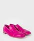 Fuchsia leather slip-ons Sale - paul smith Sale