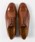 Tan leather Derby shoes Sale - paul smith Sale