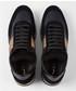Black contrast panel sneakers Sale - paul smith Sale