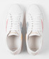 White leather feather motif sneakers Sale - paul smith Sale