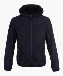 Navy pure cotton jacket