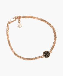 Sacile rose gold-plated bracelet